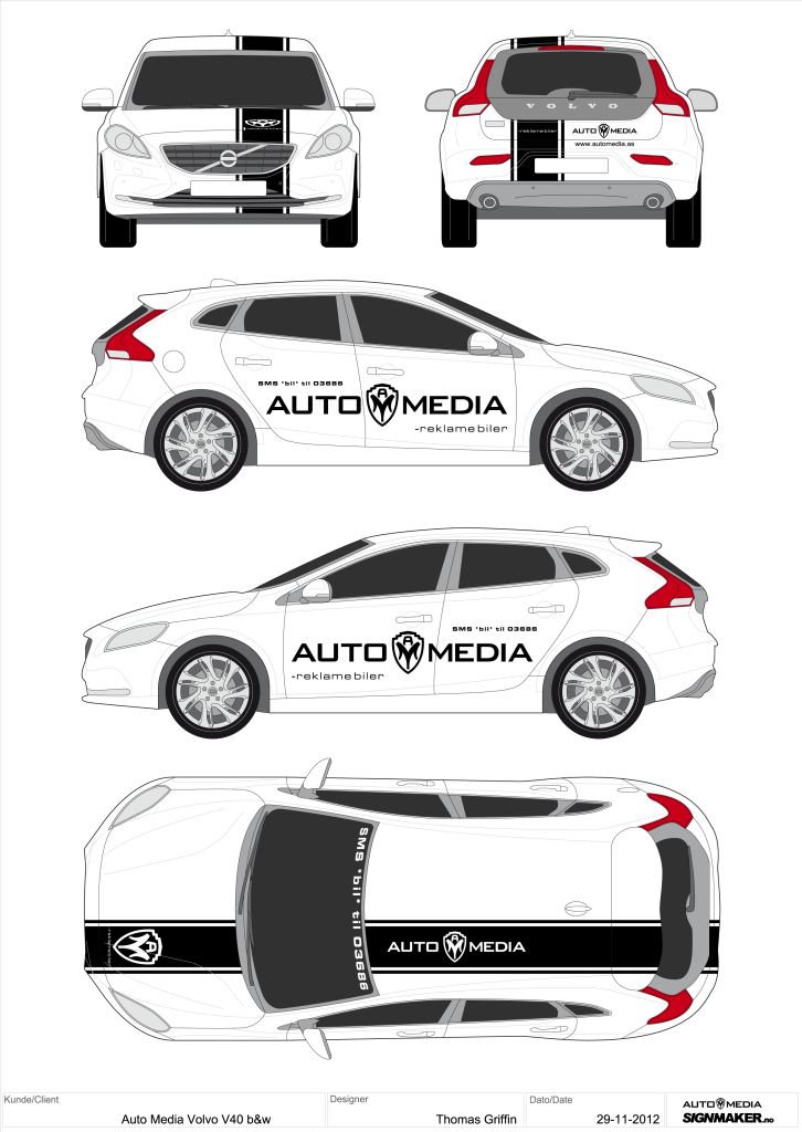 Automedia AS Vehicle Identity - as used on several models (Illustrator/FlexiSIGN)